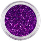 Large glitters - violet