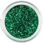 Large glitters - green