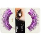 Metallic - Shiny Purple False Eyelashes