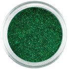 Small glitters - green