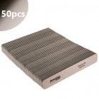 50pcs - Nail file Jumbo Speedy, zebra with black centre 150/150