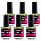 Cuticle oil, 6pcs, Cuticle Oil VANILLA YELLOW - 15ml