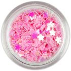 Small flower confetti – light pink