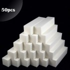 50pcs - 4-sided block, white 180/180