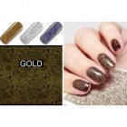 Luxurious water decals – Gold Ornaments