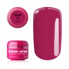 Gel Base One Color - Garnet Red 11, 5g