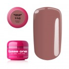 Gel Base One Color - Smoky Pink 11C, 5g