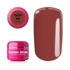 Gel Base One Color - Bronze Glam 65, 5g