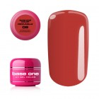 Gel Base One Perfumelle - Margaret Raspberry 06, 5g
