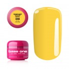 Gel Base One Neon- Dark Yellow 09, 5g