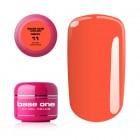 Gel Base One Neon- Dark Orange 11, 5g
