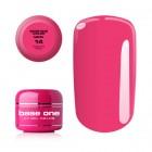Gel Base One Neon- Medium Pink 14, 5g