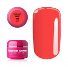 Gel Base One Neon- Light Red 16, 5g