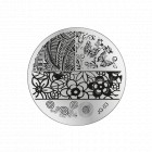 Nail art stamping plate - JQ-03