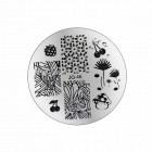Nail art stamping plate - JQ-46