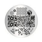 Nail art stamping plate - JQ-02
