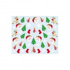 Nail art stickers with Christmas motif - 042