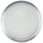 White acrylic powder with fiine glitters 7g - Misty Glitter