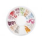 SWAROVSKI decorative rhinestones for nails – mix, 2mm