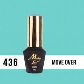 MOLLY LAC UV/LED  Pablo Rozz - Move Over 436, 10ml