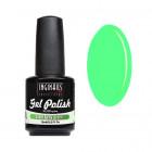 UV/LED colour gel polish 15ml - Light Kelly Green
