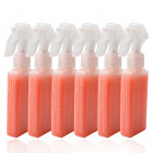 Paraffin spray - Peach, 6x80g