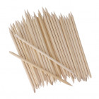 Orange wood, 100pcs