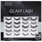 Ardell lashes - Glam Lash Collection - 10 kinds+adhesive 1g