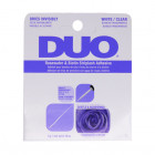 DUO Adhesive for false lashes with a brush - transparent, 5g