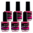 Nail oil, 6pcs - Cuticle Oil PINEAPPLE PINK 15ml