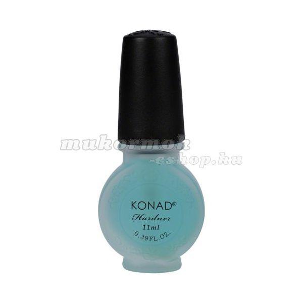 Konad Nail Hardener - strengthening nail polish, 11ml | NAILS ESHOP