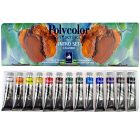 Polycolor acrylic colours - Intro Set 13x20ml