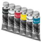 Polycolor acrylic colours - Primary Set 5x20ml