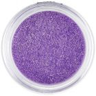 Light purple glitter flakes - small