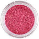 Pink glitter flakes