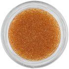 Micro pearls, copper colour